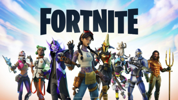 Fortnite - biggest esports games