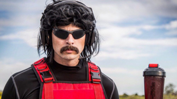 Dr Disrespect - twitch streamers