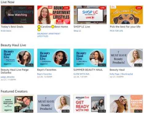 Amazon Influencer Program - Socially Powerful