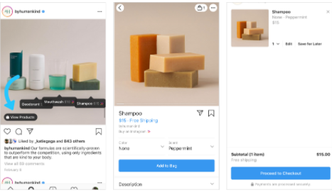 Instagram - Product Tags - Socially Powerful