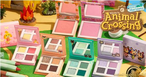 MAC x Animal Crossing Horizon Collab - Socially Powerful