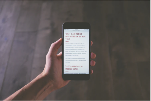 SEO Mobile Friendly - Socially Powerful