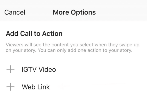 Step 3: Upload your link and press Done
