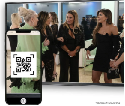 The future of shoppable TVs - Socially Powerful