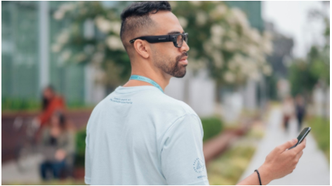 Facebook's next product will be its long-awaited Ray-Ban smart glasses