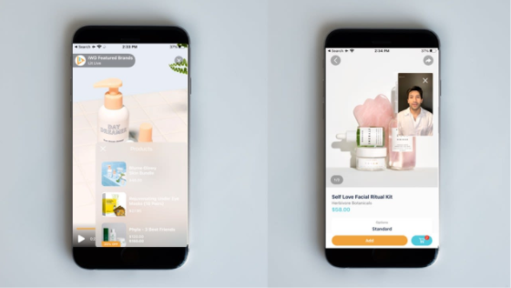 Beauty bets on livestream shopping app founded by TikTok investor