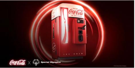 Coke's classic 1956 vending machine - Upcoming Virtual World