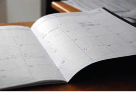 How to make a content calendar - Socially Powerful