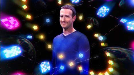 Facebook CEO Mark Zuckerberg - Upcoming Virtual World
