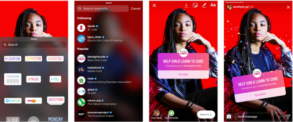 Make interactive Stories - how to gain followers on instagram