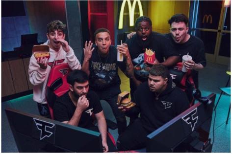 McDonald's sponsors FaZe Clan in major deal