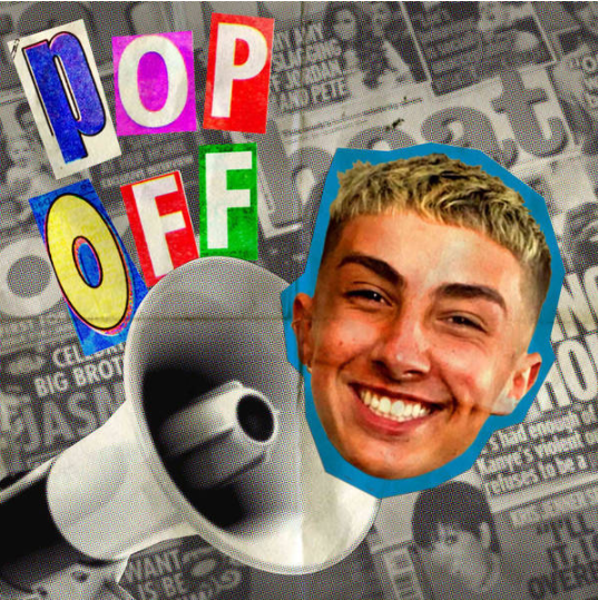 Pop Off Podcast - Lewys Ball