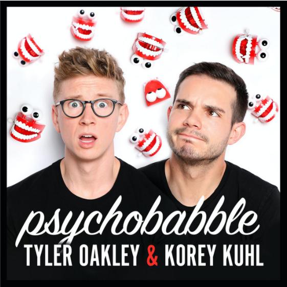 Psychobabble - youtube podcast