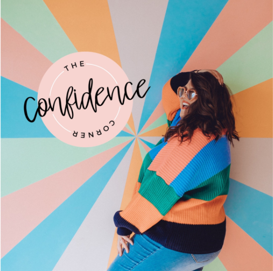 The Confidence Corner by Callie Thorpe - youtube podcast