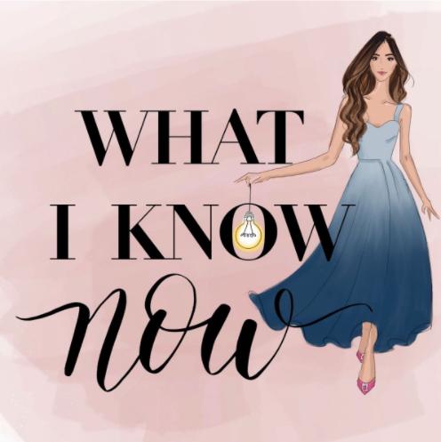 What I Know Now - Amelia Liana - Youtube podcast
