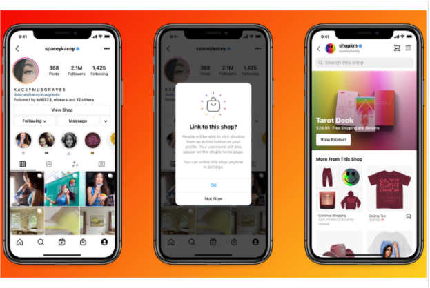 Instagram Monetization: Creator Shops
