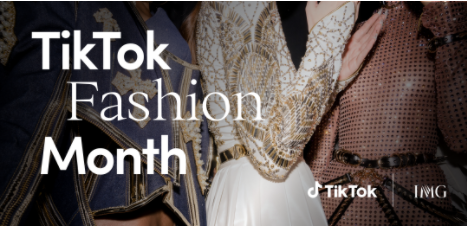 Tiktok Fashion Month